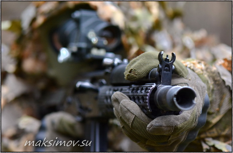 Трубчатое цевьё VS-23 для АК-104/105 и Сайги-МК-03