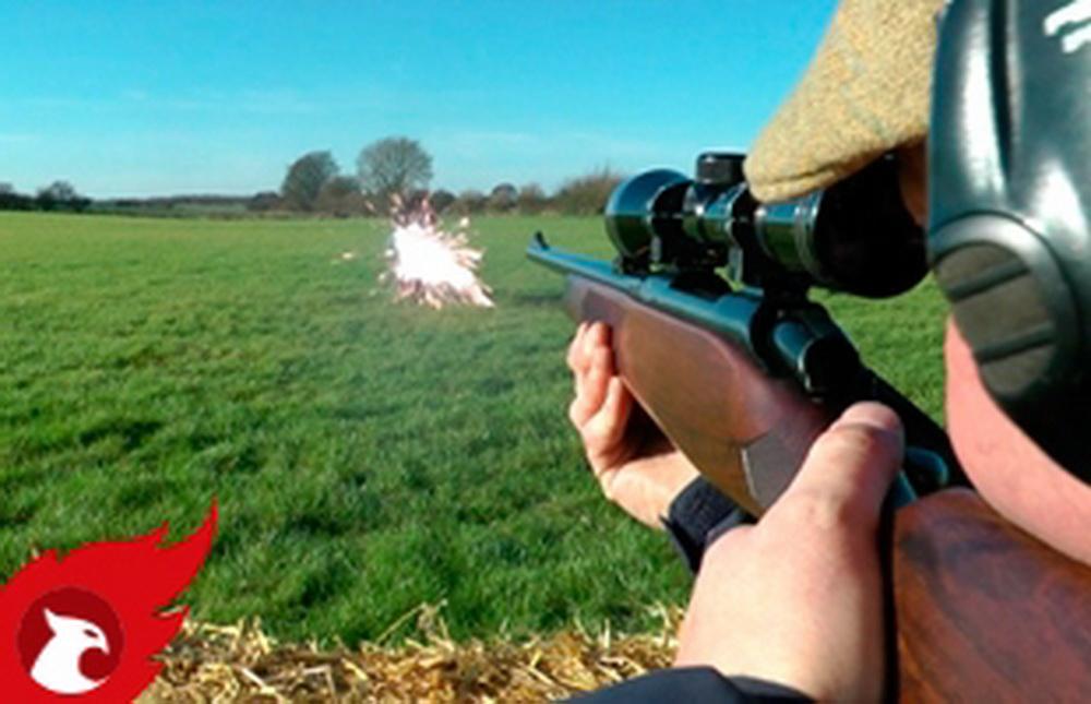 Взрывающиеся мишени FireBird Targets