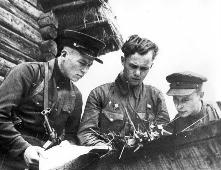Великая Отечественная война в фотографиях, часть 10