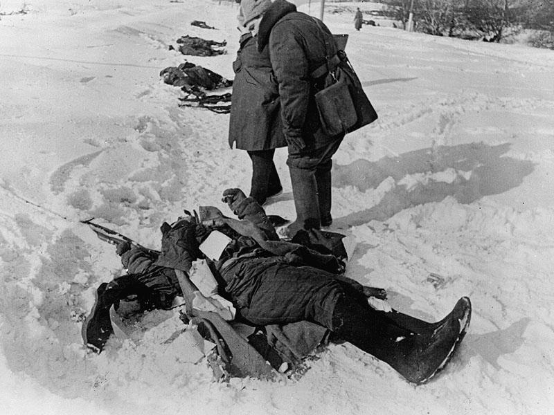 Великая Отечественная война в фотографиях, часть 6