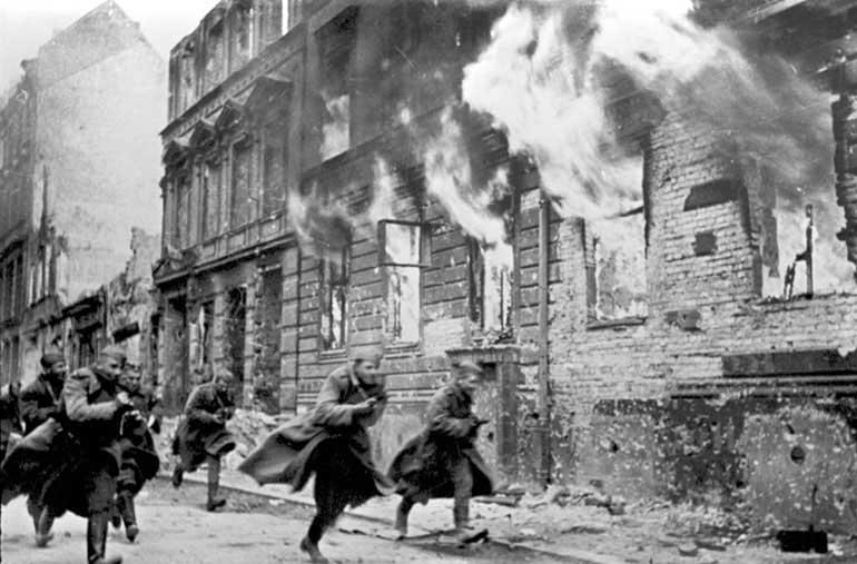 Великая Отечественная война в фотографиях, часть 8