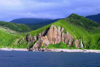 острова итуруп фото