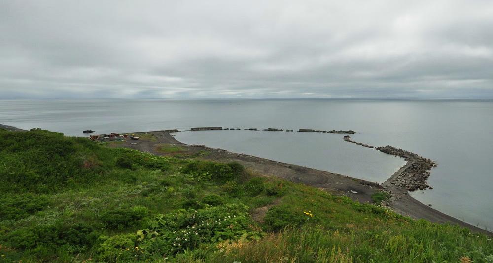 Порты-ковши острова Сахалин.
